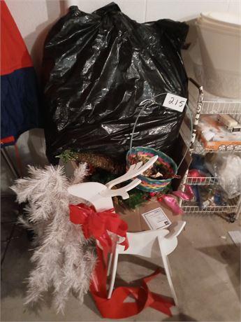 Christmas cleanout Lot