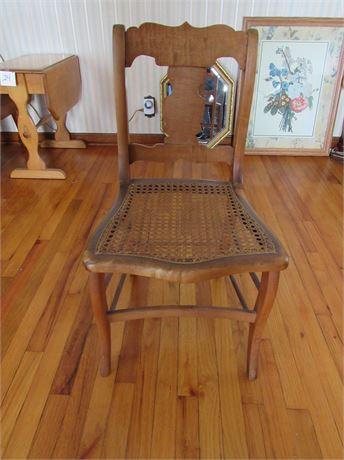 Nice Cane Seat Chair