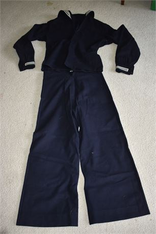 US Navy Wool Uniform-