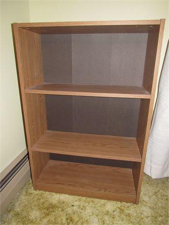 Sauder style bookcase