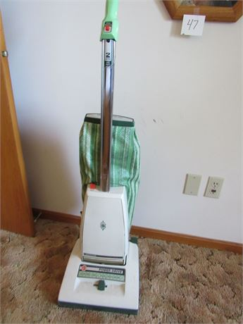 Hoover Power Drive Vacuum