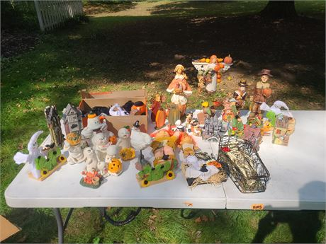 Holiday Halloween & Thanksgiving