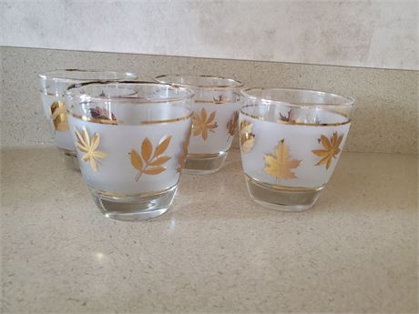 Set of 4 Roly Poly Glasses