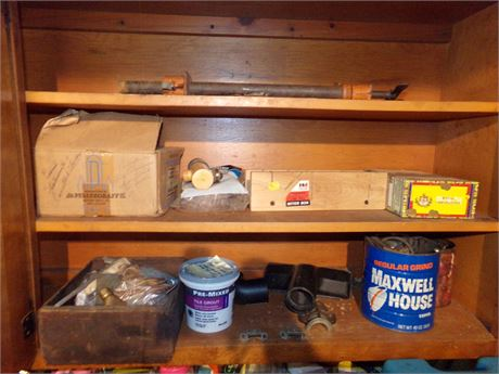 Clean Out Cupboard-