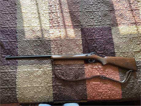 Winchester Model 69A 22 Rifle, No Magazine