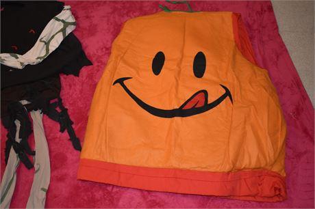 Tomato Plant/Pumpkin costume-Adult size