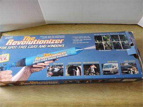 The Revolutionizer Window Cleaner AS SEEN ON TV