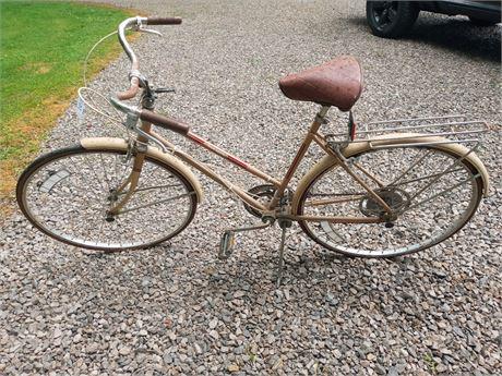 Free spirit girls bicycle