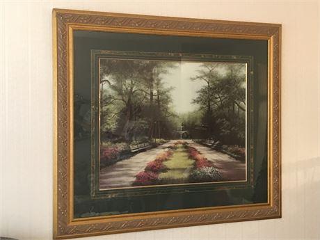 Lene Alston Casey framed Print