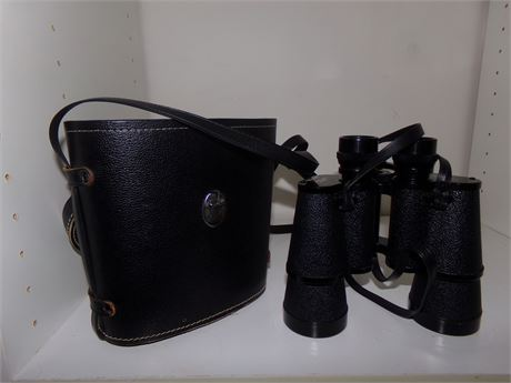 10 x 50 Binoculars with case
