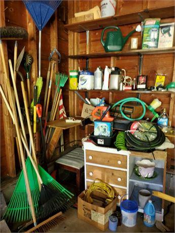Lawn & Garden Buyout