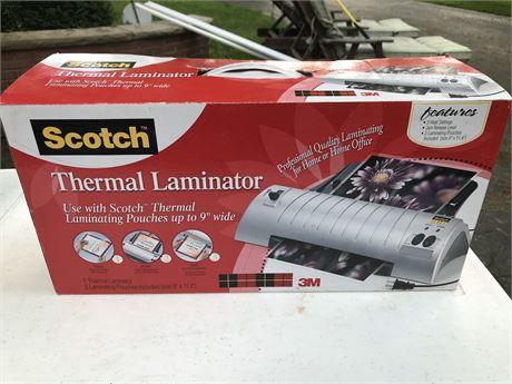 Thermal Laminator - New in Box