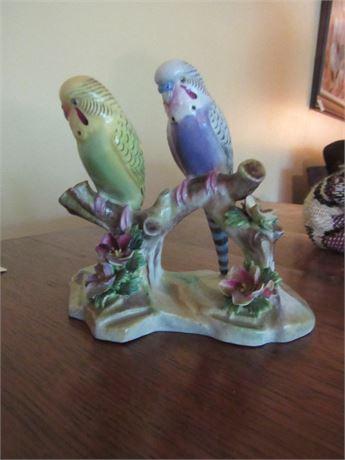 Ceramic Birds Figurine