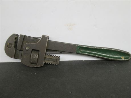 "Vintage 14"" Premium ""Guaranteed "" Pipe Wrench"