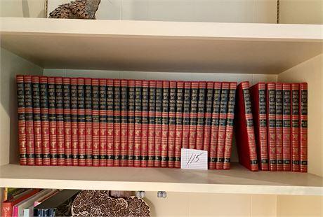 "Vintage ""Made Simple Self-Teaching Encyclopedias"" Library"