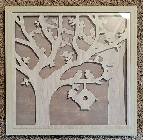 3D Wood Art