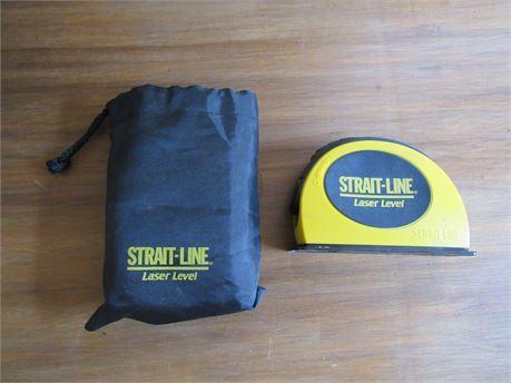 Straight Line Laser Level