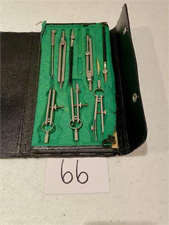 Vintage Mechanical Drafting Tools