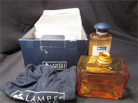 Lampe & Berger Paris Fragrance Deluxe Oil Fragrance Set