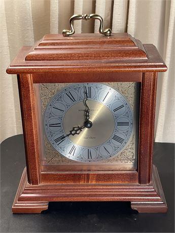 Howard Miller Dual Chime Quartz Mantle Clock