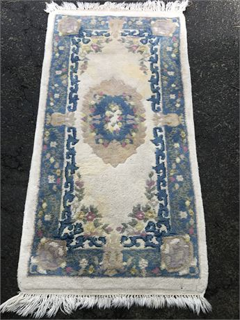 Hand Woven Chinese Wool Rug