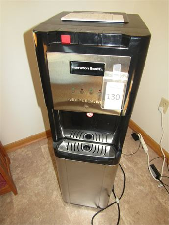Hamilton Beach Self-Cleaning Hot/Cold Water Dispenser