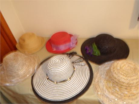 6 Hats