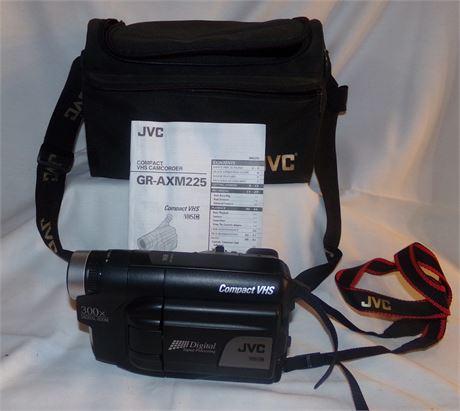JVC VHS-C camcorder
