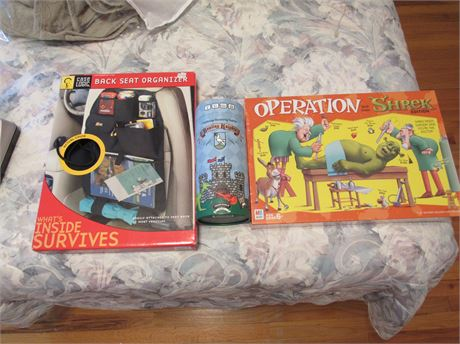 Kid Lot: Games