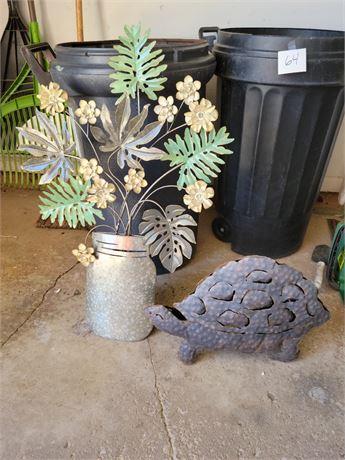 Metal Yard Sculptures