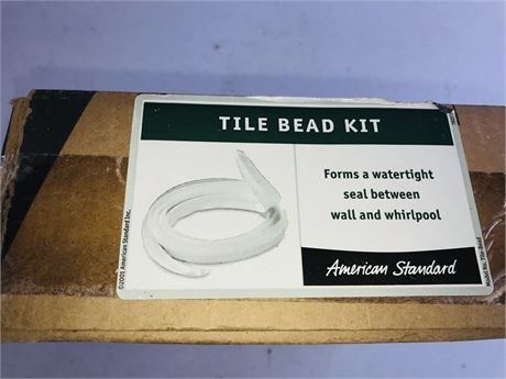 American Standard Tile Bead Kit - new in box