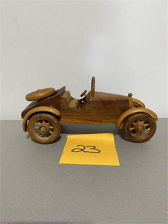 Vintage Handmade Roadster