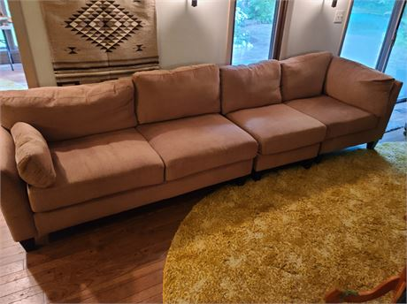 3 PC Sofa (interlocking sections)