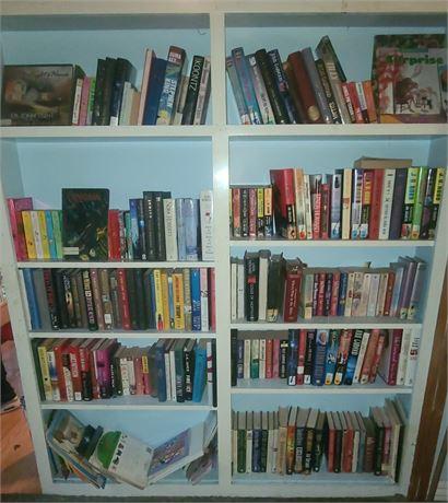 Huge Mixed Book Lot