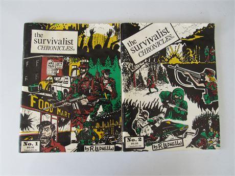 Survival Chronicles Vol 1&2