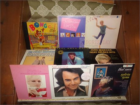 Assorted older records