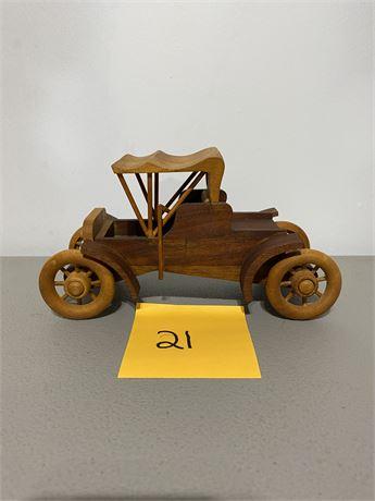 Vintage Handmade Historic Car #2