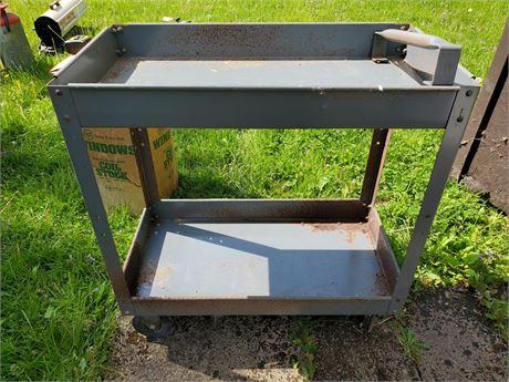 Craftsman Steel Work Cart