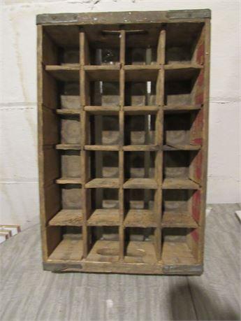 Pepsi Bottle Beverage Crate