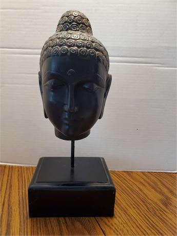 Nice Heavy Buddha Bust
