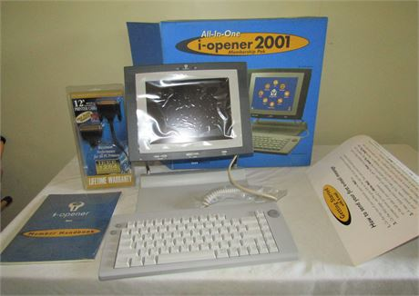 Netpliance i-Opener 2001 All-in-One