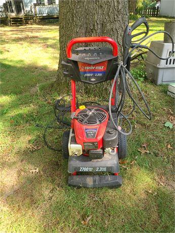 Troybilt 2700 PSI Power Washer
