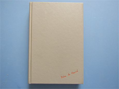 John Le Carre: The Spy Who Came in from the Cold. 1st Edition. NO DJ