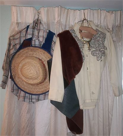 Junior Cowboy Outfits Size 8
