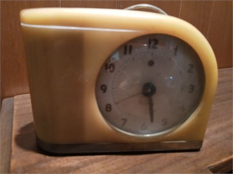 Bakelite Westclox Clock