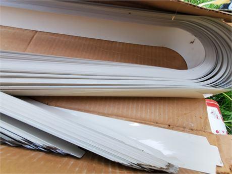 "Aluminum Strips 1 7/8"" x 48"""