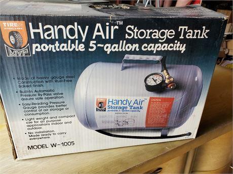 Handy Air Storage Tank 5 Gallon