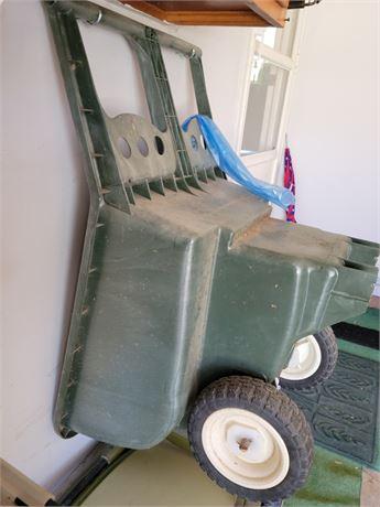 Yard Cart - Double-Wide