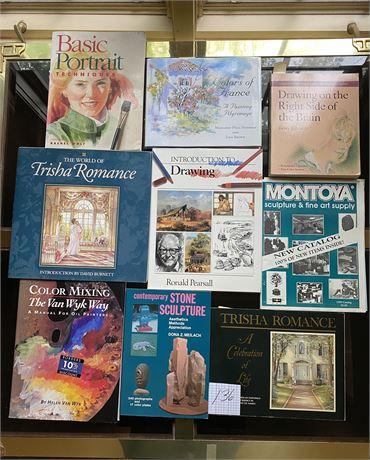 Art Books Lot #2