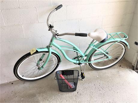 """26"""" Ladies Schwinn Delmar Cruiser Bicycle"""